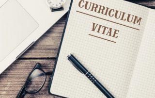 Curriculum Vitae - Trabajar en Dinamarca