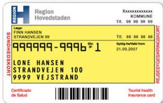 Yellow Card Dinamarca